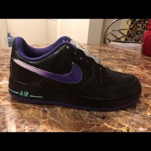 "Air Force One ""Grape"" Customs"